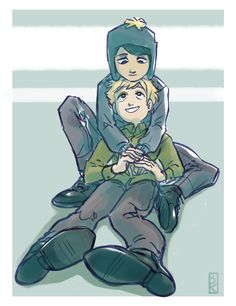 hold him