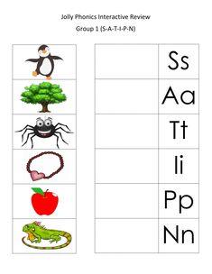 Jolly Phonics Activities, Teaching Phonics, Preschool Learning Activities, Phonics Lessons, Beginning Sounds Kindergarten, Kindergarten Fun, Kindergarten Worksheets, Phonics Flashcards, Phonics Worksheets