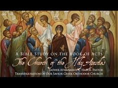 """LIVE Bible Study """"The Church of the Holy Apostles – The Book of Acts"""" - Session 1 - YouTube"""