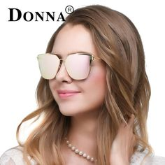 DONNA Women's Fashion Sunglasses Classic Brand… Get an EXTRA 20% OFF ALL Orders with discount code: FWCOM20 #BestPrice #DiscountCode