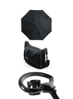 Stokke® Xplory® True Black –Luxe design is in the details