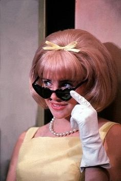 Sue Lyon as Lolita (1962). Her hair is Perfect, here, for that time.