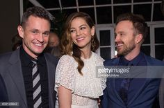 Actors Hugh Dancy, Michelle Monaghan, and Aaron Paul attend the after... ニュース写真 | Getty Images