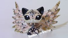 Made this custom and is now for sale In my eBay! (Random Lps Brecken)