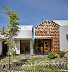 Tower House by Andrew Maynard Architects | Yellowtrace