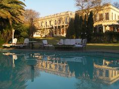 An exquisite boutique hotel in Morningside, Johannesburg: Fairlawns Boutique Hotel and Spa http://exclusivegetaways.co.za/getaway/fairlawns-boutique-hotel-spa/