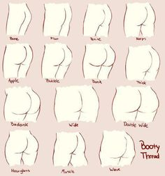 Hmmm. This kinda cracks me up. Hopefully I'm not bony or wavy! :)