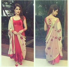 Monica gill Punjabi Wedding Suit, Wedding Suits, Pakistani Suits, Stylish Dresses, Simple Dresses, Pretty Dresses, Designer Punjabi Suits, Indian Designer Wear, Indian Dresses