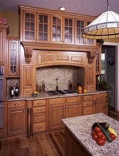 Like the cabinet finish
