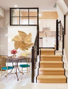Karlie Kloss's Model Home: The Inside Scoop From Nate Berkus via @MyDomaine