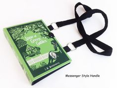 Anne of Green Gables Book Purse  Anne Of Green by NovelCreations