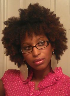 Cute Natural Hair!