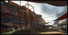 ArtStation - Project: Warface, Min Nguen