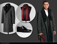 Dolce & Gabbana The Coat: Menswear Collection FW 2013 - Swide Magazine