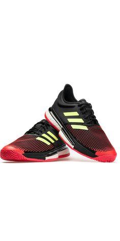 e78dfa81e162 adidas SoleCourt Boost Tennis Shoes Preview
