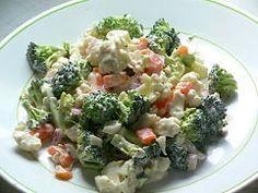 Broccoli and cauliflower salad - Complete Wellness Medical Weight Loss Center, Rock Hill, SC