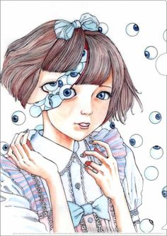 from Clear File Set by Shintaro Kago