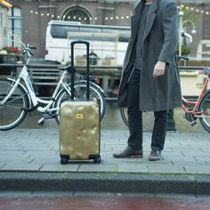 Crash Baggage, Gold Mine in Amsterdam