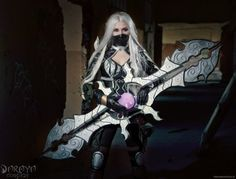 nightblade irelia by Daraya-crafts