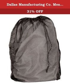 Dallas Manufacturing Co. Mesh Boat Cover Storage Bag. Mesh Storage BagFeatures: Conveniently Holds All Size Covers up to 22' Features Quick Lock System on Drawstring Brethable Mesh Fabric Perfect as a Stand Alone Item or as a Boat Cover Give-Away Product : DMC MESH BOAT COVER STORAGE BAG Manufacturer : DALLAS MANUFACTURING COMPANY Manufacturer Part No : BC98050 UPC : 040246979104.