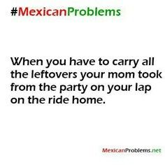 Mexican problems at least its good