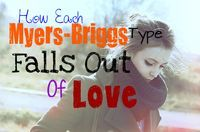 How Each Myers-Briggs Type Falls Out Of Love - Personality Growth Personality Growth, Myers Briggs Personality Types, Myers Briggs Personalities, 16 Personalities, Intj And Infj, Infj Mbti, Introvert, Estj, Myers Briggs Infj