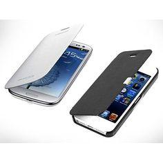 Samsung Galaxy S3 Uyumlu Mıknatıslı Flip Cover Kılıf 18,50 TL eMc Teknoloji'den Sanalpazar.com'da