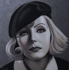 Greta Beauty Industry, Famous People, Pop Art, Stephane, Halloween Face Makeup, Faces, Portraits, Artists, Art Pop