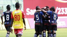 (Video) Independiente del Valle derrotó de local 2-0 a Aucas