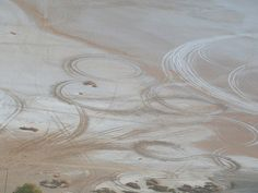 Patterns in the Mud Flats, #Wyndham, #WesternAustralia