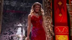 Miss Universe Best In Red Gown