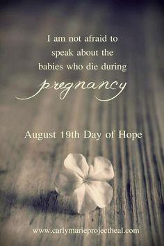 Pregnancy Loss Awareness
