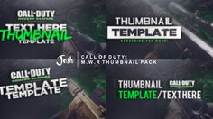 Download this clean thumbnail design for $1!