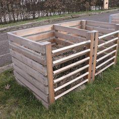 Ein Komposter ist perfekt für den Bio- und Grünabfall aus dem Hausgebrauch. Und aus Holz steht er für Natürlichkeit und Tradition im Garten.