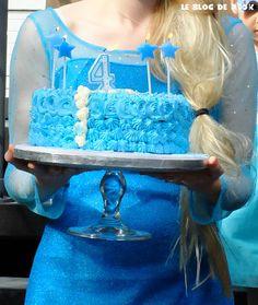 Le blog de Plok: {L'Instant Plok #24} ...Celle qui fêtait sa Frozen Party #4AnsDePlok
