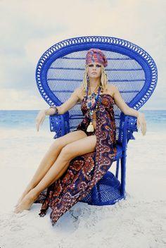 Boho Brigitte Bardot