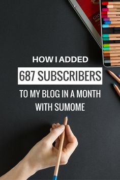 Here's how I added 687 subscribers to my blog within a month with sumo, the exact process you can follow to build an email list comprising of over 100000 | list building.