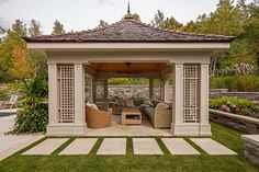 Dolterrace - traditional - landscape - toronto - Peter A. Sellar - Architectural Photographer