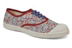 Chaussures BENSIMON - Tennis Liberty @ Sarenza.com