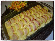 Tian pomme de terre raclette Temps de préparation : 20 minutes Temps de cuisson : 30 minutes + 20 minutes Recette pour 2 personnes Ingrédients : * 3 grosses pommes de terre * 8 fromage à raclette * 2 tranches de jambon Préparation : 1/ Cuire les pommes...
