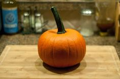 Robson's Farm: Making Your Own Pumpkin Puree...As Easy as Opening that Can!