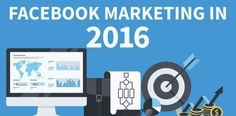 Eight Ways to Do Facebook Marketing In 2016 [infographic] | B2C | SocialMoMojo Web | Scoop.it