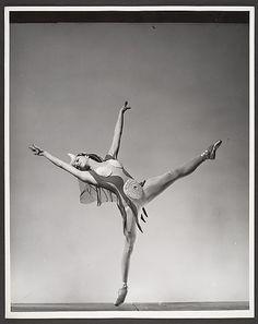 [Maria Tallchief in Orpheus] George Platt Lynes (American, East Orange, New Jersey 1907–1955 New York) Date: 1948