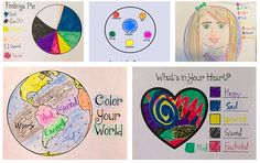 Color Your Feelings Activity