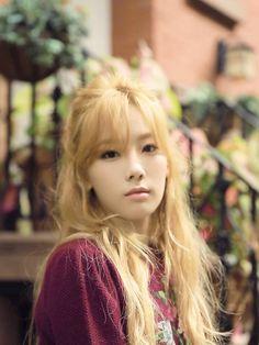 Taeyeon (SNSD) High Cut Magazine