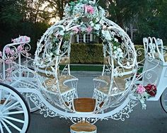 quinceanera carriage - Google Search
