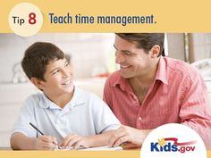 Teach time management to kids to help them develop a routine and nine other #BackToSchool tips.