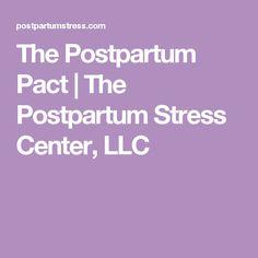 The Postpartum Pact Breastfeeding, Birth, Pregnancy, Stress, Baby Feeding, Births, Pregnancy Planning Resources, Breast Feeding, Anxiety