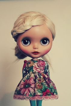 Liesel, one of my favorite dolls