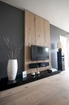Gut 80 Pretty Modern Apartment Living Room Decor Ideas (7)